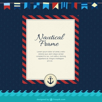 Nautical frame