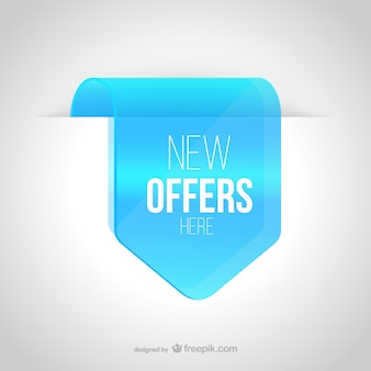 New offers tag
