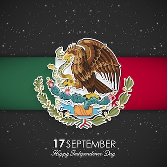 Nice background about mexico for independence day