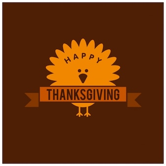 Nice brown background for thanksgiving day
