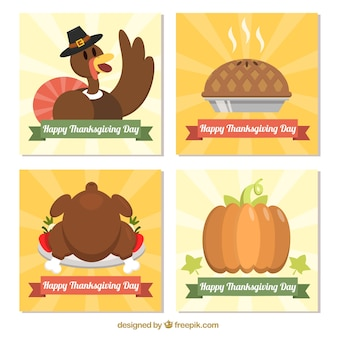 Nice cards of thanksgiving