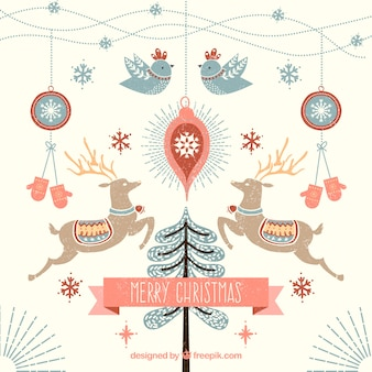 Nice christmas illustration