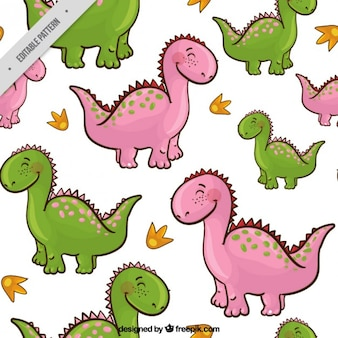 Nice dinos pattern