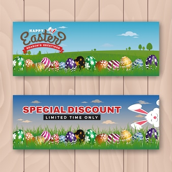 Nice easter discount cards