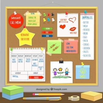 Note board