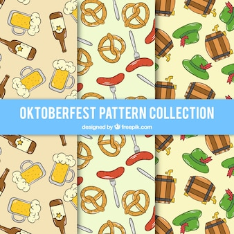 Oktoberfest, pattern collection