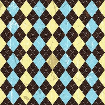 Old Argyle Pattern