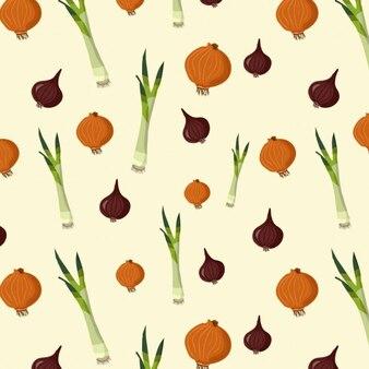 Onions pattern