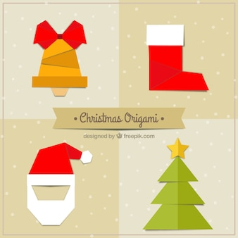 Origami Christmas Collection