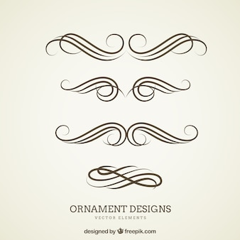 Ornament designs
