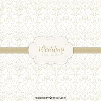 Ornamental wedding pattern