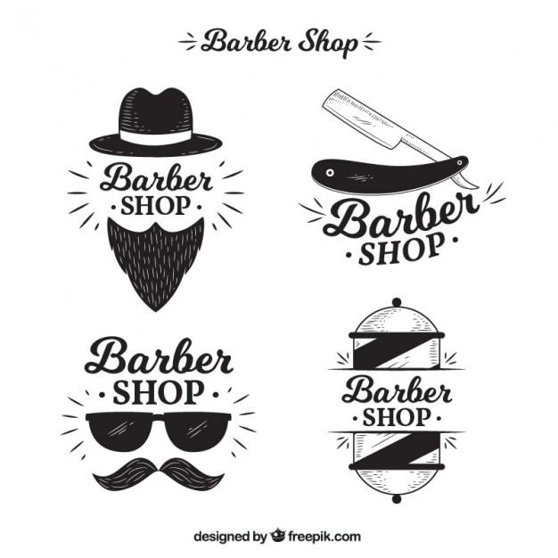 Barbershop Vectors, Photos and PSD files | Free Download