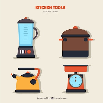Pack of kitchen tools