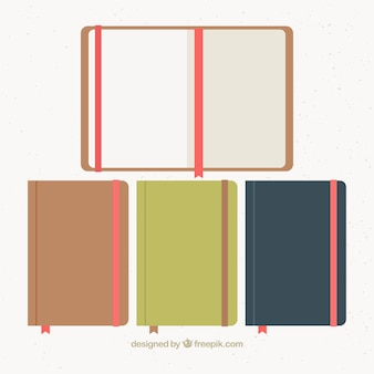 Pack of notebooks