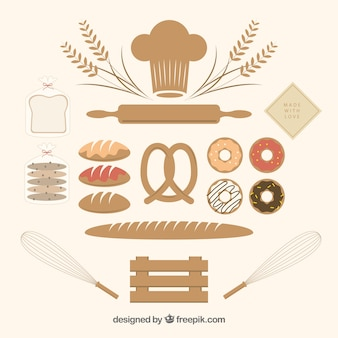 Pack og bakery tools and products