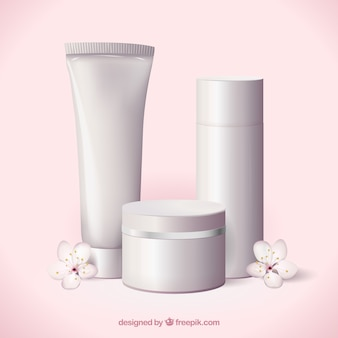 Packaging for cosmetic products