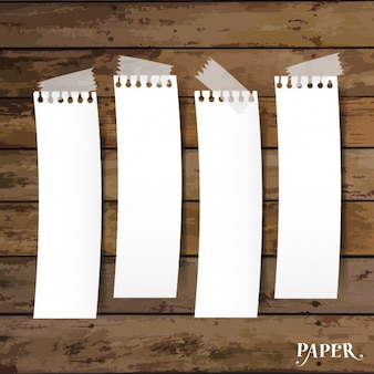 Paper banners collection