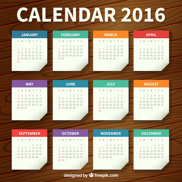 Calender Vectors, Photos and PSD files | Free Download