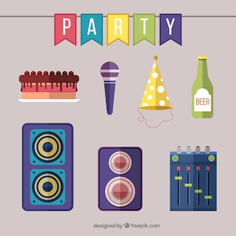 Party elements pack
