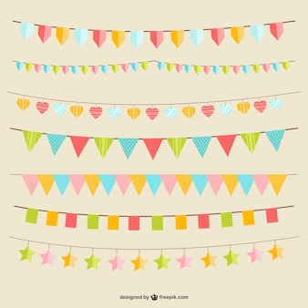Party garlands