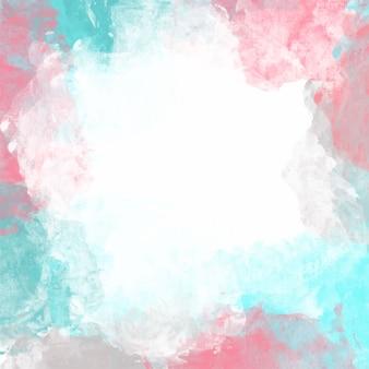 水彩の背景のデザイン