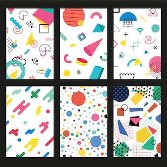 Pattern background collection