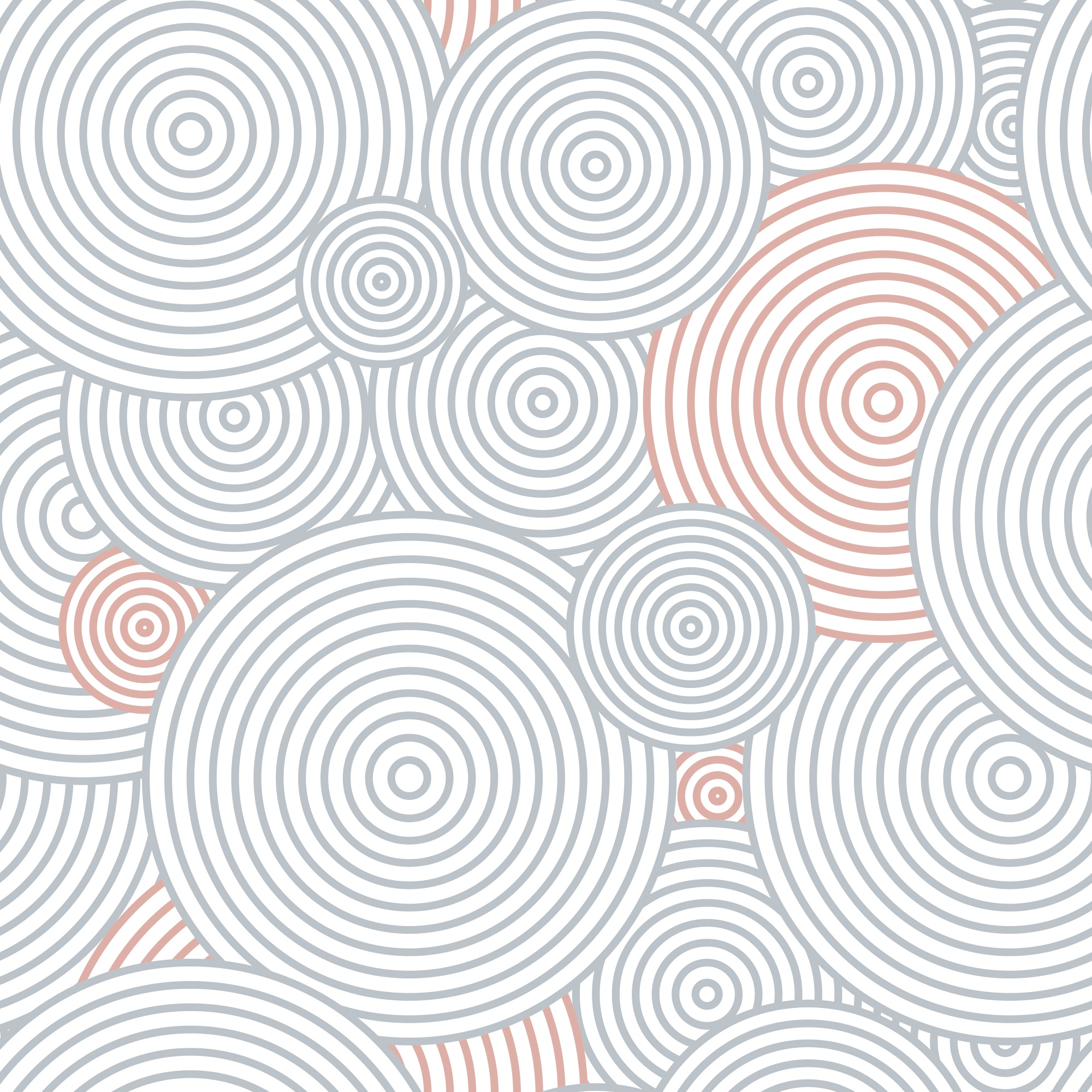 Pattern of circles