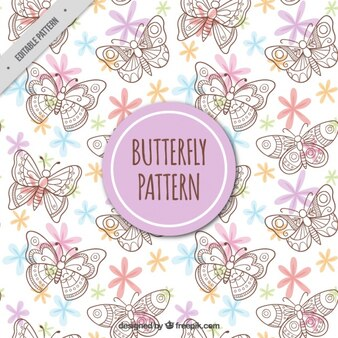 План ручной тяге бабочек