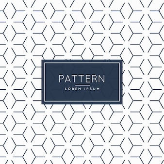 Pattern template