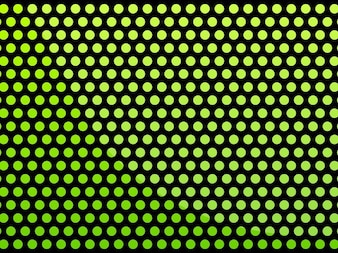 Pattern with dots background vector