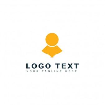People locate logo