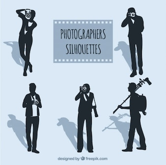 Photographers outlines pack