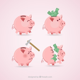 Piggybanks collection