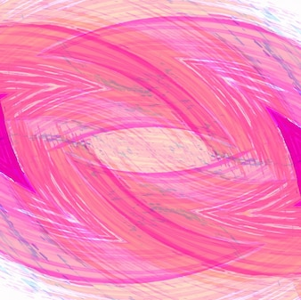 Pink brush strokes watercolor background