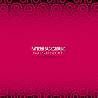 Pink color pattern background