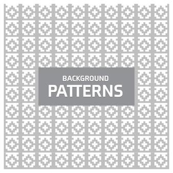 Pixel pattern, gray color