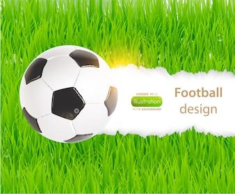 Play beam recreational football ray