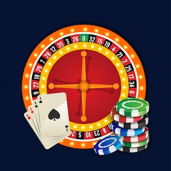Play chance game lucky activity