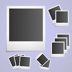 Polaroid Picture Frame Collection