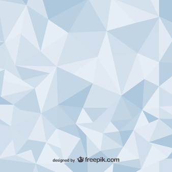 Polygonal abstract background design