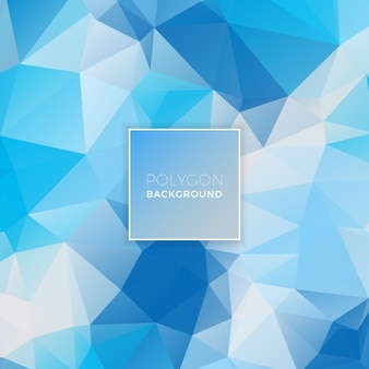 Polygonal background design