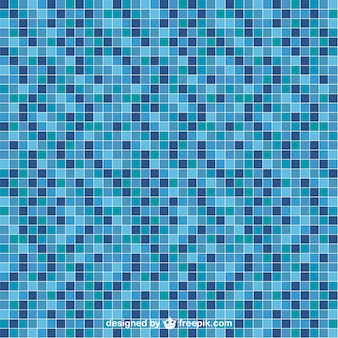 Pool tile seamless pattern
