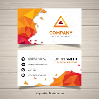 Powerful business card