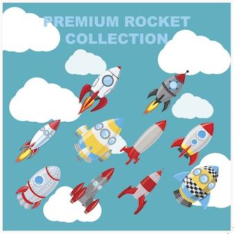 プレミアムロケットコレクション