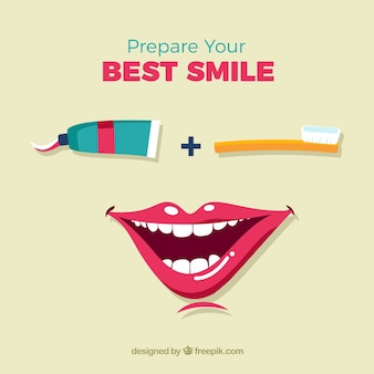 Prepare your best smile