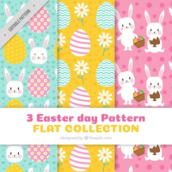 Pretty easter day patterns