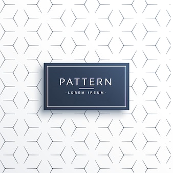 最小限の思考線幾何学的パターンの背景