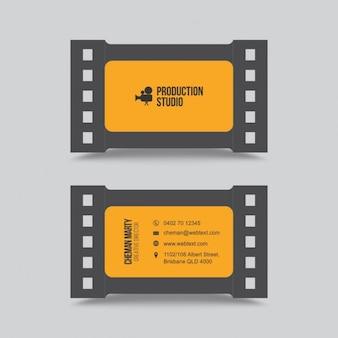 Production Studio Business Card
