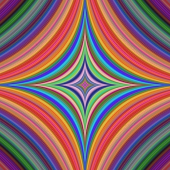 Psychedelic colorful background