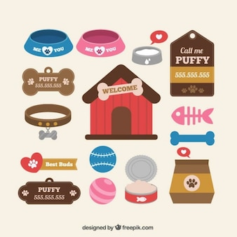 Puppy elements pack